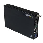 StarTech.com – Convertisseur multimédia Gigabit Ethernet sur fibre optique avec fente SFP ouverte