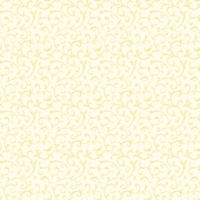 Inspired By Color™ Orange & Yellow Cottage Walk Scroll Wallpaper, White
