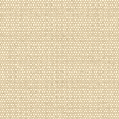 Inspired By Color™ Metallics Pixel Perfect Wallpaper, Chalk White With Gold Glint