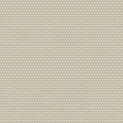 Inspired By Color™ Metallics Pixel Perfect Wallpaper, Cream With Silver Metallic