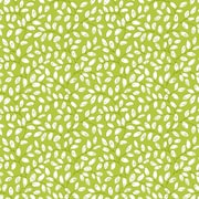Inspired by Color™ Green Mini Vine Sidewall Wallpaper, Lime Green With White