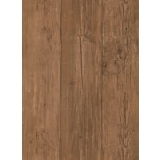 Inspired By Color™ Country & Lodge Wide Wooden Planks Wallpaper, Brown