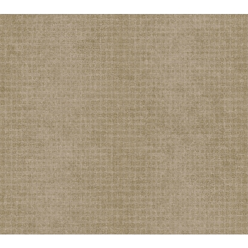 Inspired By Color™ Metallics Biscayne Wallpaper, White With Cream
