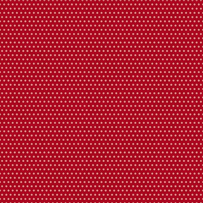 Inspired By Color™ Red Pixel Perfect Wallpaper, Beige With Red