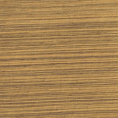 Inspired By Color™ Grasscloth and Natural Bali Sisal Wallpaper, Light Brown