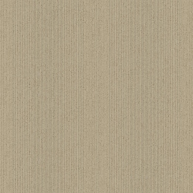 Inspired By Color™ Beige Linea Wallpaper, Silvery Metallic