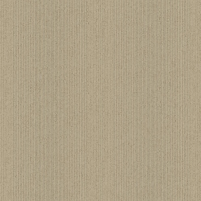 Inspired By Color™ Beige Linea Wallpaper, Silvery Metallic