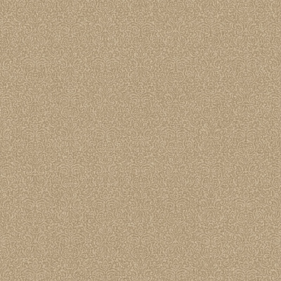 Inspired by Color™ Red Mini Damask Wallpaper, Brown With Tan