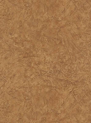 Inspired By Color™ Country & Lodge Old Leather Wallpaper, Red