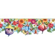 Inspired By Color™ Kids Fairy House Border House Border, Blue