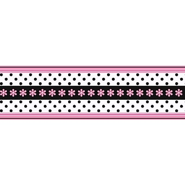 Inspired By Color™ Borders Daisy Ribbon Borders