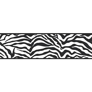 Inspired By Color™ Kids Zebra Border, Black