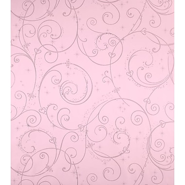 Inspired By Color™ Kids Perfect Princess Swirl Wallpapers