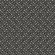 Inspired By Color™ Kids Garage Metal Sidewall Wallpaper, Black With Silver