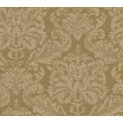 Inspired By Color™ Metallics Damask Tapestry Wallpaper, Beige
