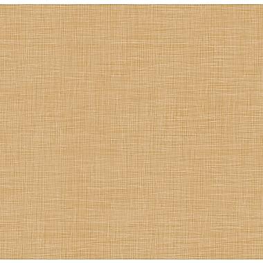 Inspired By Color™ Orange & Yellow Kensington Texture Wallpaper, Golden Fleece