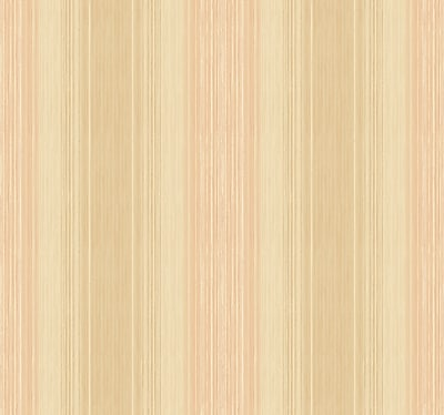 Inspired By Color™ Orange & Yellow Stria Wallpaper, Pink With Beige