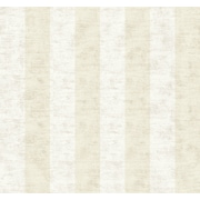 Inspired By Color™ Beige 3 Wide Stripe Wallpaper, Beige