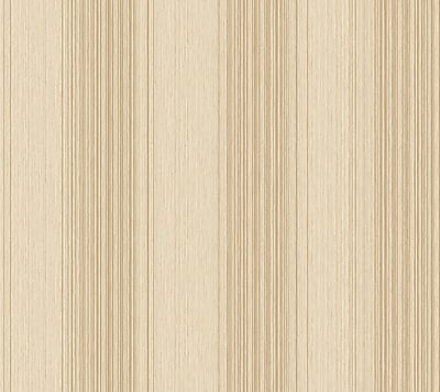 Inspired By Color™ Red Multi Colored Textile Stripe Wallpaper, Gold