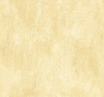 Inspired By Color™ Orange & Yellow Neo Classic Scroll Text Wallpaper, Cream