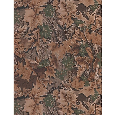 Inspired By Color™ Country & Lodge Realtree Classic Wallpaper, Green