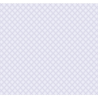 Inspired By Color™ Pink & Purple Mini Overall Trellis Wallpaper, Purple With White