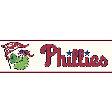 Inspired By Color™ Kids The Phanatic Border, White With Blue/Green/Navy Blue