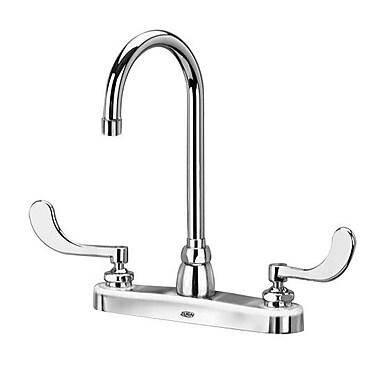 Zurn AquaSpec Double Handle Kitchen Faucet w/ 5.38'' Gooseneck