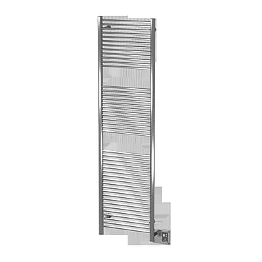 Amba Antus Wall Mount Electric Towel Warmer; Brushed