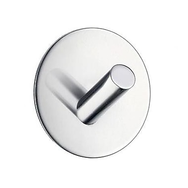 Smedbo Beslagsboden Single Wall Mounted Hook; Polished Stainless Steel