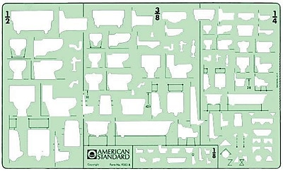 Timely Plumbing Elevation Views Template
