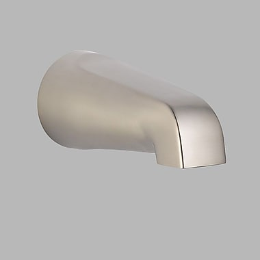 Delta Windemere Wall Mount Tub Spout Trim; Brilliance Stainless