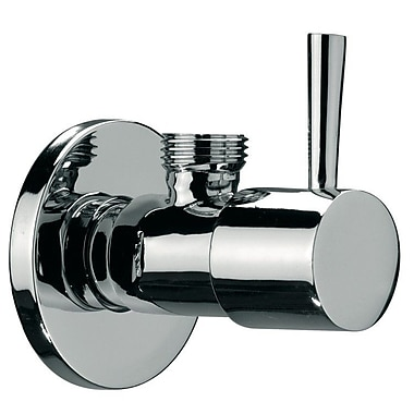 Remer by Nameek's Angle Valve; Polished Chrome