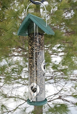 Woodlink Tube Bird Feeder (WYF078276283450) photo
