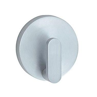 Smedbo Loft Wall Mounted Towel Hook; Brushed Chrome