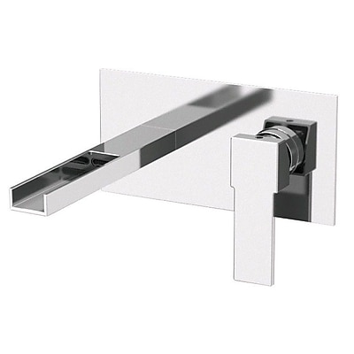 Remer by Nameek's Wall Mounted Bathroom Sink Faucet