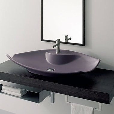 Scarabeo by Nameeks Kong Specialty Vessel Bathroom Sink