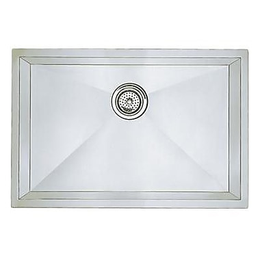 Blanco Precision 25'' x 18'' Single Bowl Undermount Kitchen Sink