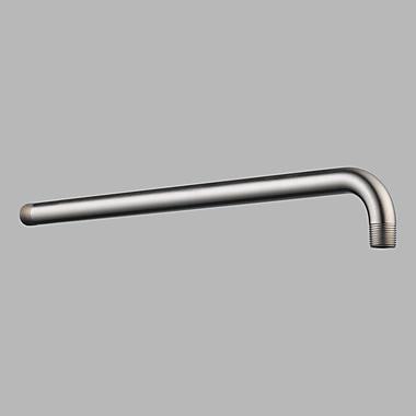 Delta Arzo 16' Shower Arm; Brilliance Stainless