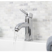 Premier Faucet Essen Single Handle Bathroom Faucet; Chrome