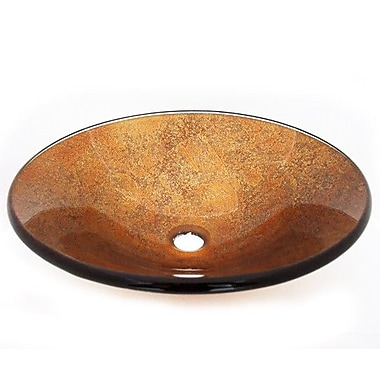 Legion Furniture Circular Vessel Bathroom Sink