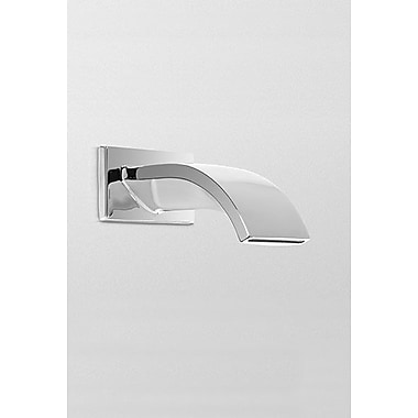 Toto Aimes Wall Mount Tub Spout Trim; Polished Chrome