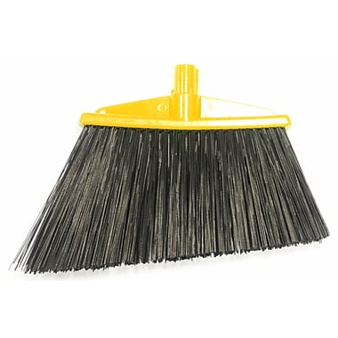 SYR Angle Broom Bristles; Yellow