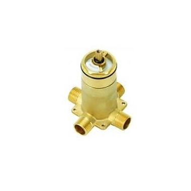Aqueous Faucet Rough-in Tub Valve and Shower Pressure Balance Valve
