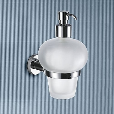 Gedy by Nameeks Demetra Wall Mount Soap Dispenser
