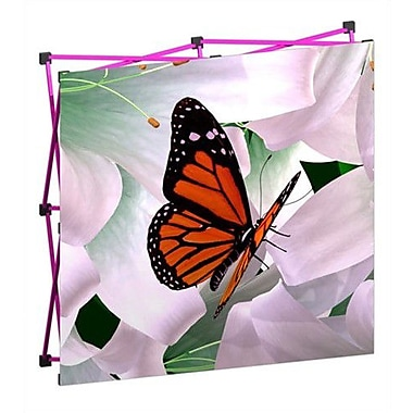 Exhibitor's Hand Book Tabletop HopUP Portable Display Frame; 60''