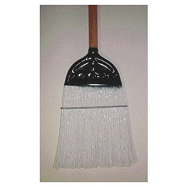 Hamburg Industries Poly Broom w/ Metal Head