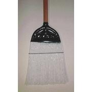 Hamburg Industries Poly Broom w/ Metal Head