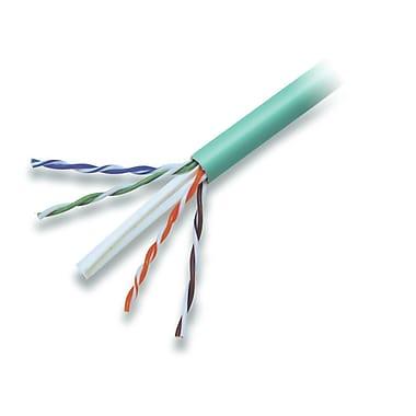 Belkin™ 1000' Cat6 High-Performance UTP Bulk Network Cable, Green