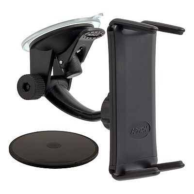 Arkon Slim-Grip Ultra Windshield Deluxe Dash Mount For iPhone IM1QY7717